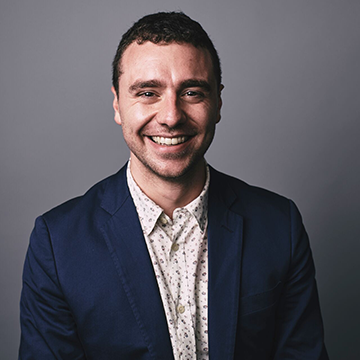 Headshot of John Tass-Parker, Head of Politics and Government, Instagram
