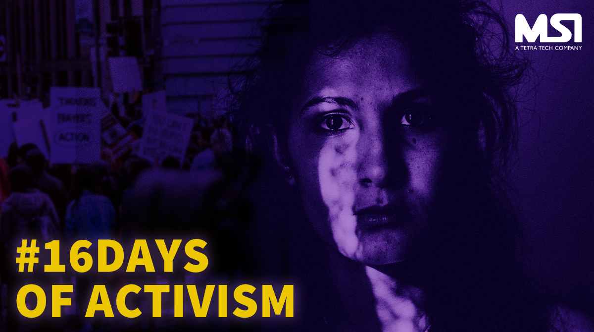 16 Days of Activism Story Image